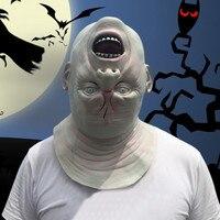 Yenİ Cadılar Bayramı Korkutucu Lateks Maske Film Tam Başkanı Korku Kostüm Maskeler Palyaço Maske Tiyatro Prop Maskeli Malzemeleri