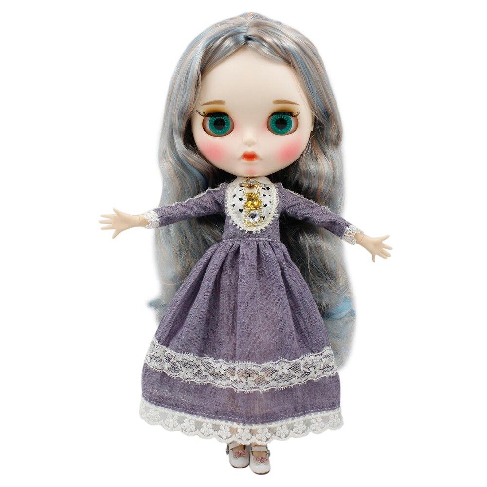 Image 3 - Ледяная фабрика Blyth кукла Обнаженная Нормальная и общая тело мода на заказ кукла подходит diy Макияж с ручной набор A & B Специальная цена-in Куклы from Игрушки и хобби