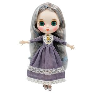 Image 3 - Dbs bjd fábrica blyth gelo boneca nude corpo comum moda boneca personalizada adequado diy maquiagem com conjunto de mão a & b preço especial