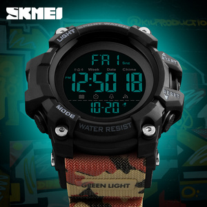 Image 3 - SKMEI Waterproof Men Sports Watches Luxury Brand Fashion Military Digital Watch LED Electronic Clock Men relogio masculino