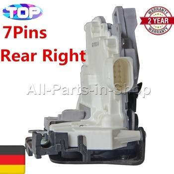AP01 ใหม่ด้านหลังขวาประตูล็อค Actuator FIT สำหรับ Audi A4/S4/A4 Quattro 2008-2012 Q3 /5/7 8K0839016 8K0 839 016