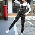 2XL 2017 Primavera Das Mulheres Calça Casual Plus Size Mulheres Militares de Camuflagem Calças Calças Corredores Slim Fit Para As Mulheres Macacões Elegantes