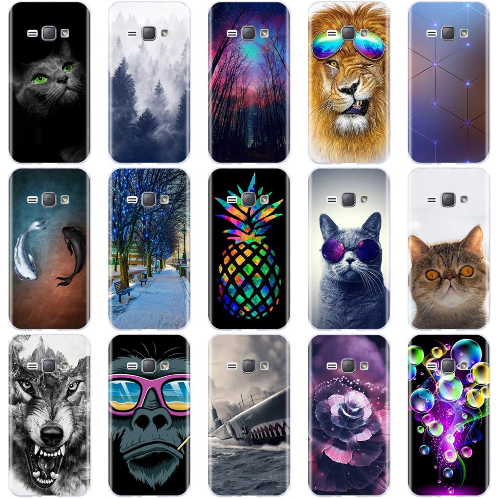 Bag <font><b>For</b></font> <font><b>Samsung</b></font> <font><b>Galaxy</b></font> J1 J3 J5 2016 <font><b>J120F</b></font> <font><b>Case</b></font> Soft TPU Funda Coque <font><b>For</b></font> <font><b>Samsung</b></font> J1 J3 J5 2016 Cover <font><b>For</b></font> <font><b>Samsung</b></font> J1 J3 J5 6 <font><b>Case</b></font> image