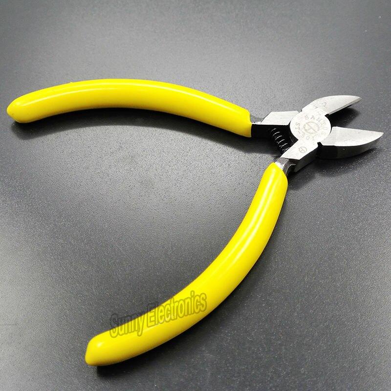 Zangen Elektronische Draht Seite Cutter Cuttings Kabel Snips Strippers Schmuckherstellung Zange Um 50 Prozent Reduziert