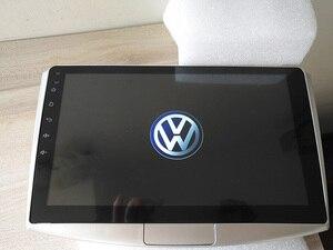 Автомобильный мультимедийный радиоприемник 2 din, android, для Volkswagen Passat CC Magotan 2012 2015, Wi-Fi, 4G, 4 ядра, 2 Гб ram, passat b7, радио, 2 din, android