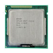 Intel core i5 2310 i5-2310 SR02K 2.9 GHz/6 MB gniazdo LGA 1155 procesor cpu HD 2000 obsługiwane pamięci: DDR3-1066, DDR3-1333