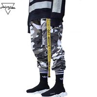 Aelfric Eden Mens Sweatpants Camouflage Pants Hip Hop Joggers Men Brand Street Wear Fashion High Quality
