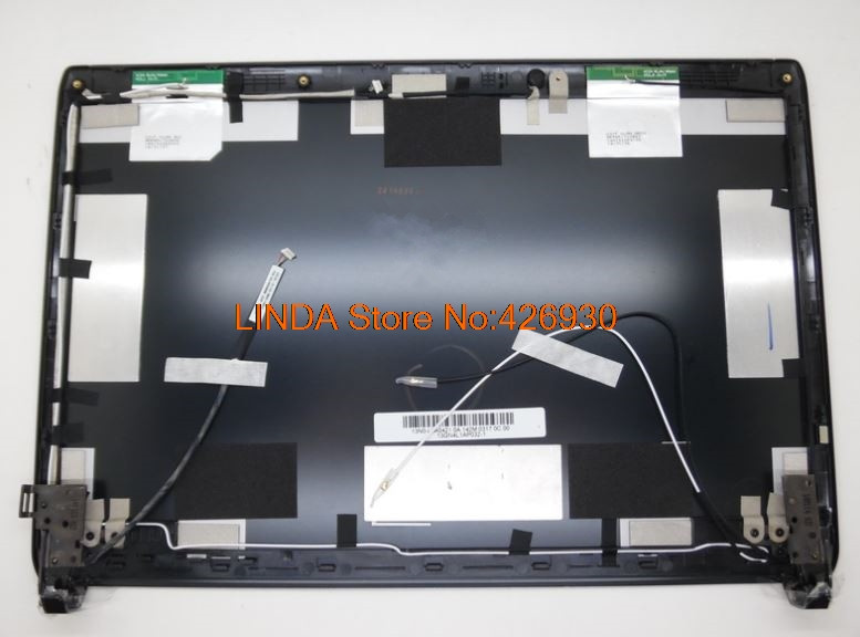 Laptop LCD Top Cover For ASUS U31 U31SD Black 13GN4L1AP032-1 13N0-L0A0421 new new laptop top cover for asus g752 a notebook lcd top lid cover bottom case