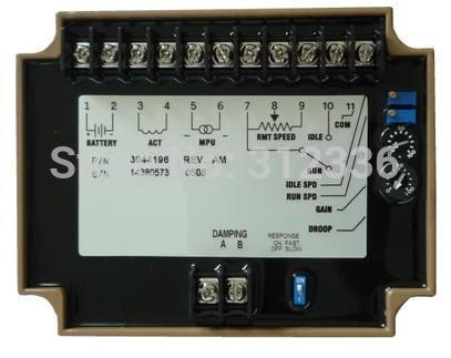 Free Shipping 3044196 EFC3044196 SPEED CONTROL UNIT Generator accessories speed controller governor speed control board generator speed controller 3098693