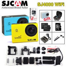SJCAM SJ 4000 wifi Original Camera Full HD 1080P Action Video Camera 2.0 LCD Waterproof Underwater SJ CAM 4000 Wifi Sport Cam