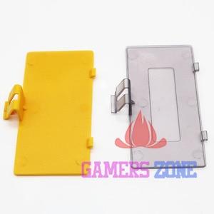 Image 5 - 8 צבעים כדי לבחור החלפת סוללה כיסוי עבור משחק ילד כיס Gameboy GBP סוללה דלת