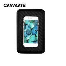 CARMATE Car Anti-slip Phone Holder Pad Rubber Mobile Sticky Dashboard Phone Shelf Antislip Mat For GPS MP3 DVR Car-styling