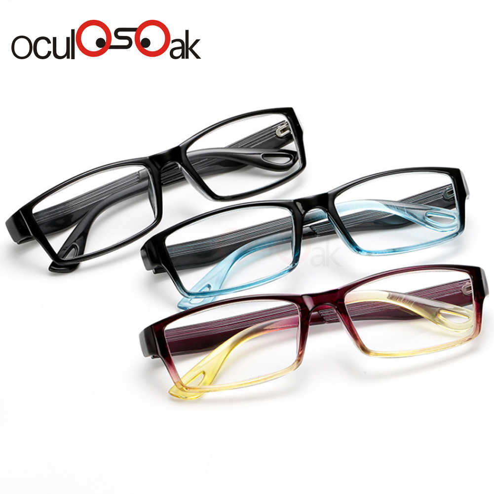 Ultralight Presbyopia Lenses Women Men Reading Glasses Presbyopic Glasses Unisex Eyeglasses +1.00 1.50 2.00 2.50 3.00 3.50 4.00