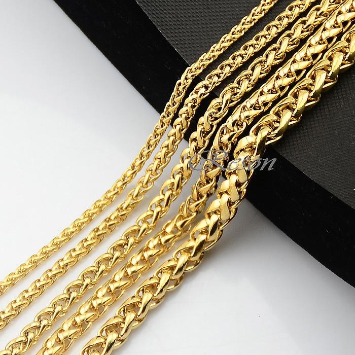 Online Get Cheap Wheat Gold Chain -Aliexpress.com