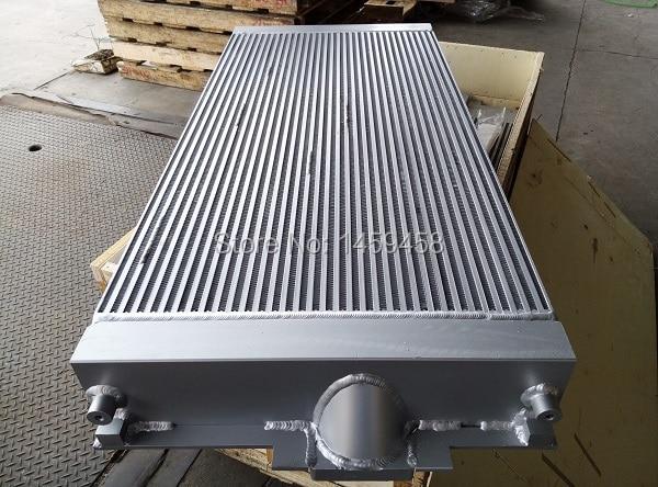 WJIER air cooler oil cooler water cooler for screw air compressor 1622024001 new premium air cooler