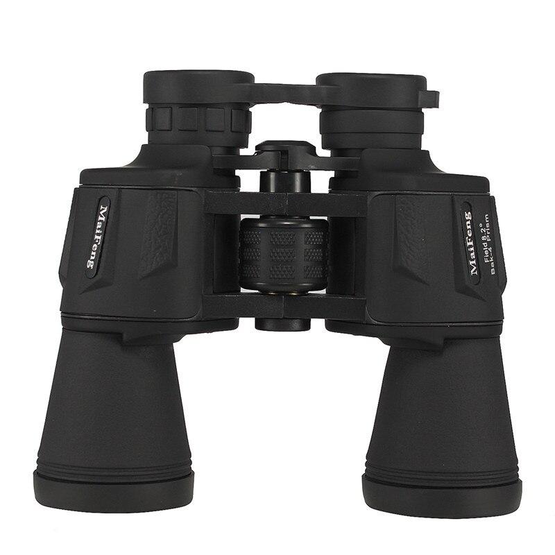 Водонепроницаемый мощный бинокль 20x50 телескоп Военная Униформа HD Профессиональный Охота Кемпинг высокое качество видения без инфракрасный окуляра