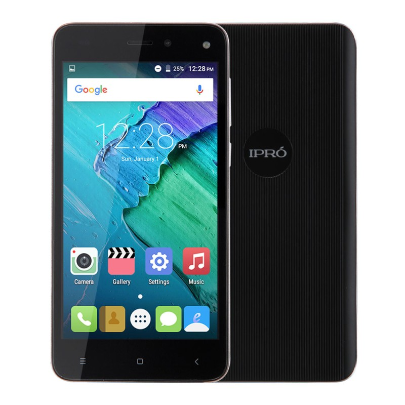 IPRO More 5 0 Unlocked 3G Smartphone Android 5 1 5 0 inch Quad Core Mobile