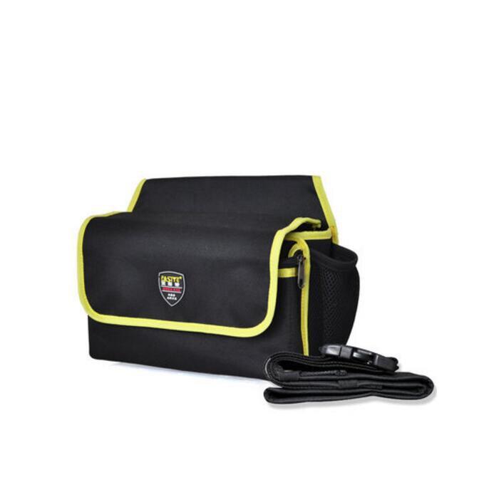 Acheter Multi fonction À Couvercle Toile Taille Sac À Outils Home Appliance Service Tool Pouch + Taille Ceinture de belt buckle seat belt fiable fournisseurs