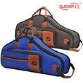 professional  portable Senior alto saxophone E flat elbow Backpack instrument piano package case gig bag cover shoulder messenge