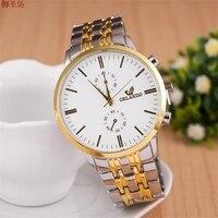 Men's Simple Quartz Watch Mens Watches Top Brand Luxury Saat Erkekler Relogio Masculino Horloges Mannen Relogios Masculinos 262