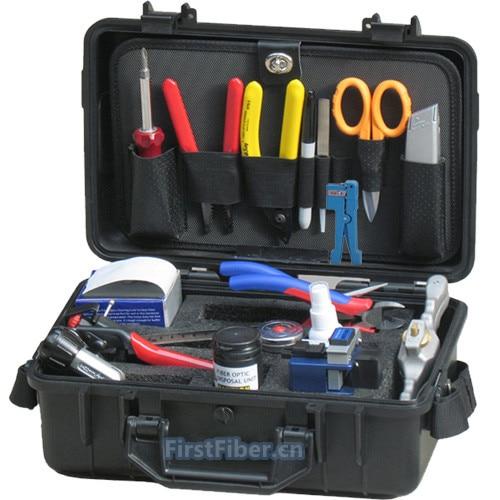 FirstFiber kit fibra optica Fiber Optic Fusion Splicing Tool Kit FF-4305BFirstFiber kit fibra optica Fiber Optic Fusion Splicing Tool Kit FF-4305B