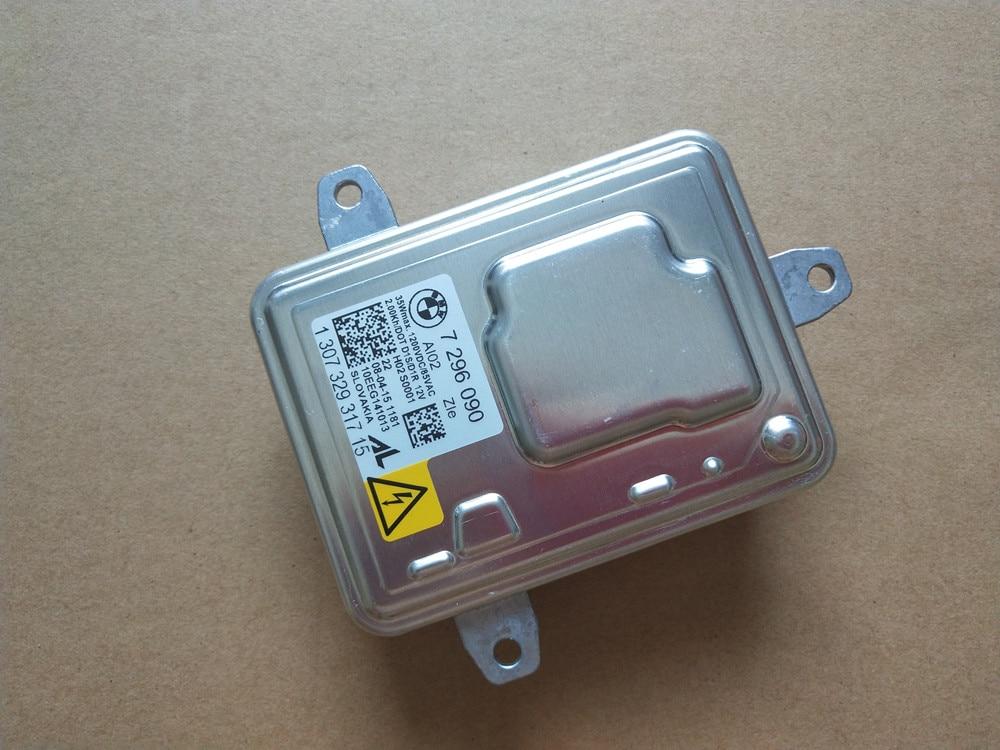 New OEM Xenon HID Headlight Ballast Control Unit Module 7296090 For BMW F10 F15 F16 F30 F32 F33 F34 F36 130732931715