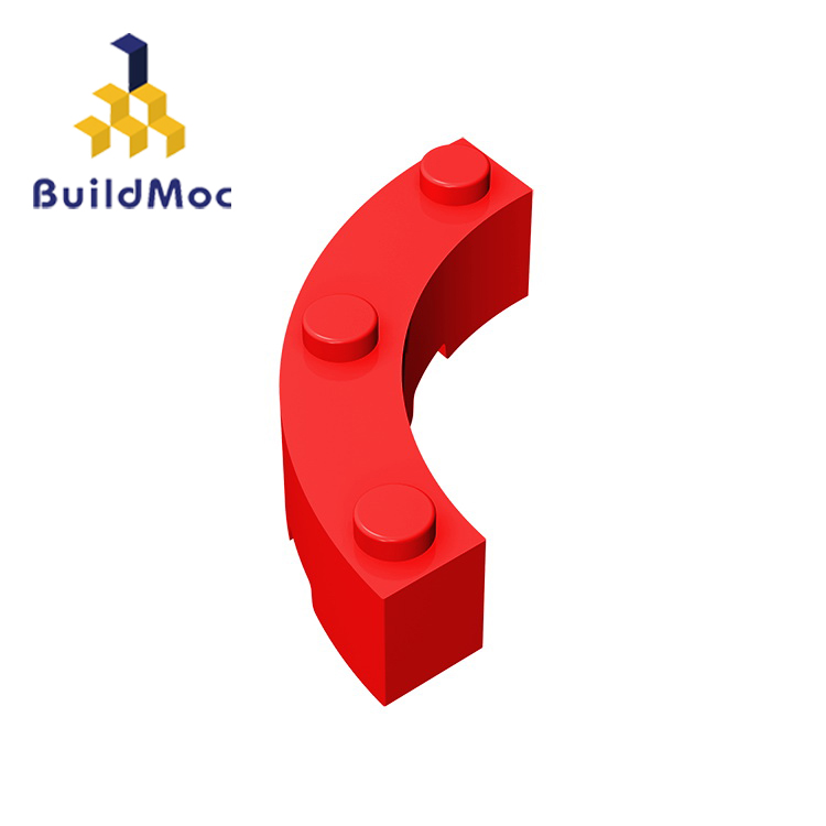 Image 2 - BuildMOC 48092 4x4 For Building Blocks Parts DIY LOGO Educational Creative gift Toys-in Blocks from Toys & Hobbies
