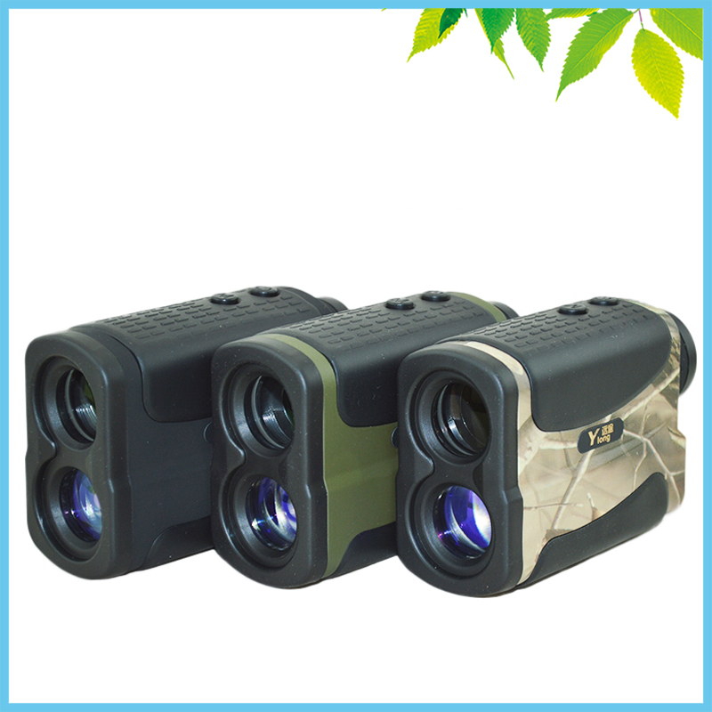 500m Handheld Golf Laser Rangefinders Binoculars Speed Distance Meter Tester Waterproof 6X Laser Range Finders w/ Flagpole Lock 1000m waterproof golf laser rangefinder ranging speed height angle measurement handheld distance meter with flagpole lock