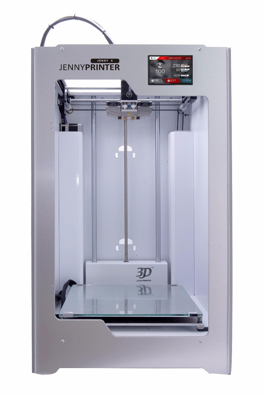 ¡2018 el más nuevo! KIT de impresora 3D extrusora doble pantalla táctil JennyPrinter4 Z360 para Ultimaker 2 UM2 + extendido
