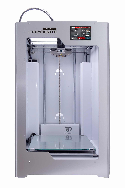 2018 il Più Nuovo! JennyPrinter4 Z360 Touch Screen Dual Estrusore 3D Stampante KIT FAI DA TE Per Ultimaker 2 UM2 + Esteso
