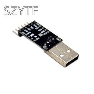 Image 3 - Nouveau module CP2102 USB à TTL USB à la carte de brosse de téléchargeur UART STC série