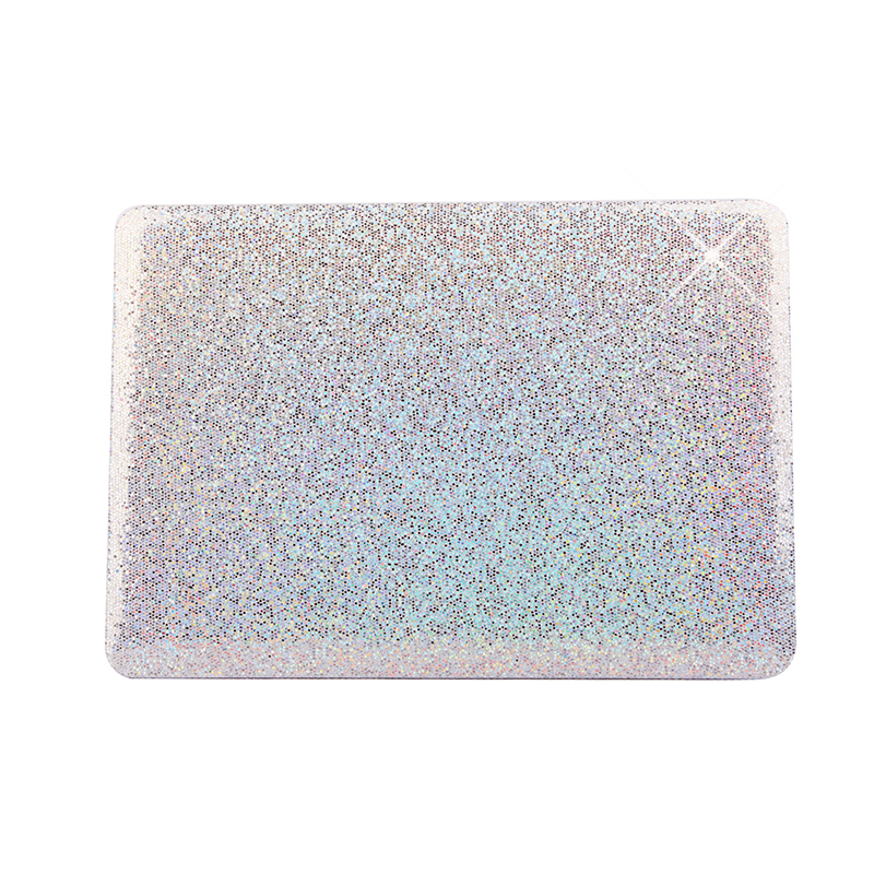 Błyszczący wzór plastikowy pokrowiec Fashion Brokat dla Macbook - Akcesoria do laptopów - Zdjęcie 5
