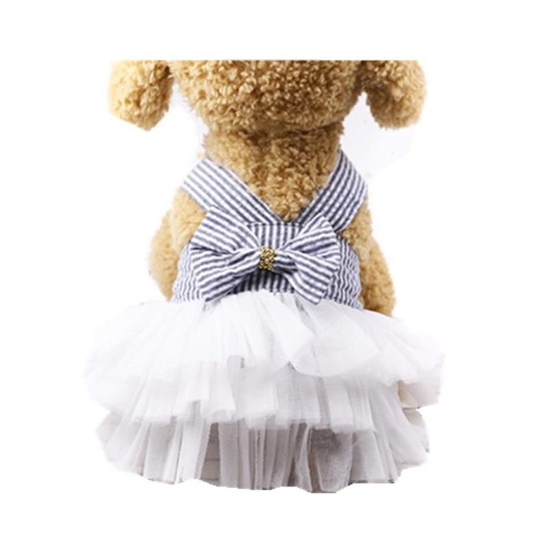 Small Puppy Dog Wedding Dress up Dog tutu Pink Party dresses UK Outfit Jacket Shirt Pattern Free Shipping on Sale Petsmart