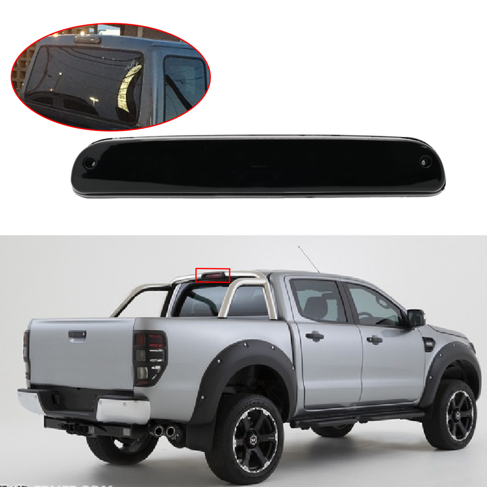 Smoke Lens Car Rear Tail Light LED Rear Stop High Brake 3rd Third Light Lamp For Ford Ranger F250 F350 1999-2016