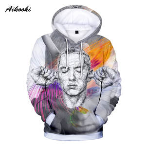 33adf576daa9c Aikooki Pullover Men s Hip Hop Hoodie Tracksuit Clothing