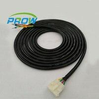 for Yaskawa servo motor power cord JSZP CMM00 03 JSZP CMM00 05 JZSP CMM01 03 E 4p 4pin 4 line wires