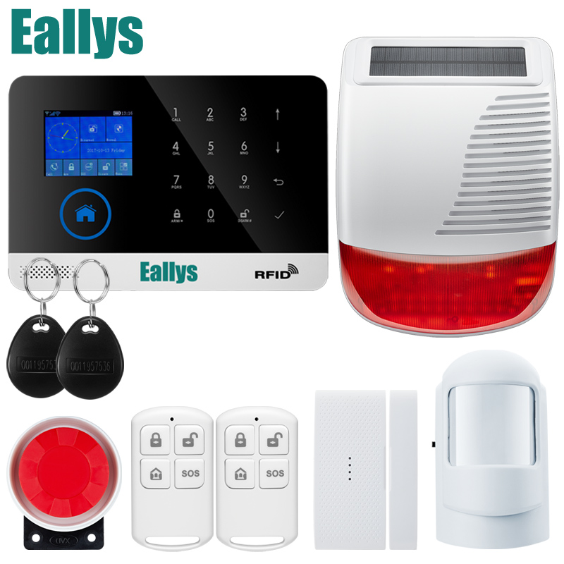 Security WIFI GSM Alarm Systems WIFI+GSM Wifi Automation GSM Alarm System Home Protection WIFI GSM Alarm System купить в киеве gsm прослушку
