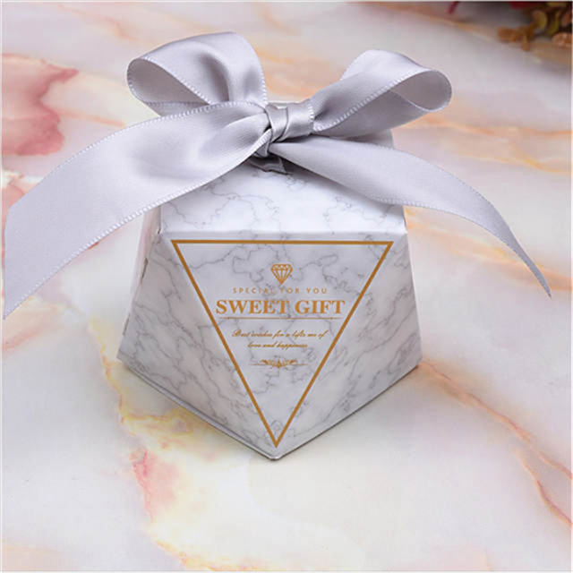 Us 1 96 Nzbz Diy Wedding Favor Box And Bags Sweet Gift Candy Boxes For Wedding Baby Shower Birthday Guests Favors Event Party Supplies In Gift Bags