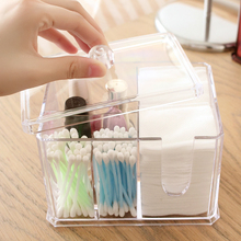 2019 HOT SALE Clear Acrylic 4 Lipstick Holder Display Stand Cosmetic Storage Rack Organizer Makeup Make up Case Box Container