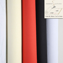 "Вышивка стартер крафт ткань Счетный Аида Ткань белый, черный, красный, бежевый, 59,"" x 39,3"""