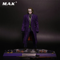 1/6 Scale Full Set The Joker Planted Hair Box_Set Action Figure Model Toys for Collection Gift with Box