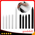 5pcs/Set Professional hand tool PDR Nylon Tap Down Pen Paintless Hail Removal Dent Repair Tools Black / White dent pen for car