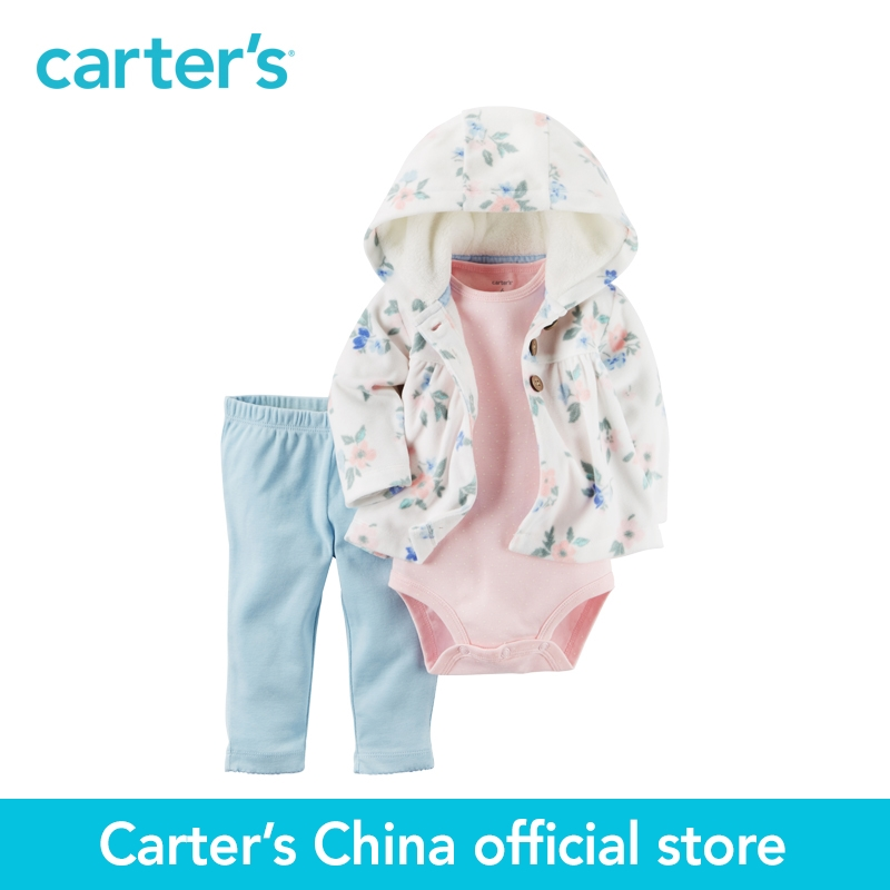 Carters 3 pcs baby children kids Little Jacket Set121G780,sold by Carters China official store ...