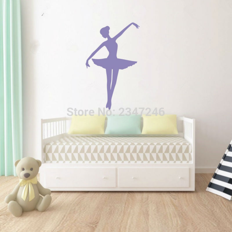 Ballet Wall Art popular ballerina wall art-buy cheap ballerina wall art lots from