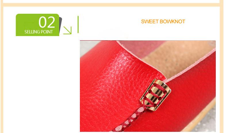 AH912 (35) women's loafers shoe