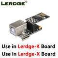 3D プリンタ USB リンクモジュールコンピュータオンラインモジュール無線 Lan 制御モジュール機能拡張可能な部品 Lerdge-X Lerdge 18K マザーボード