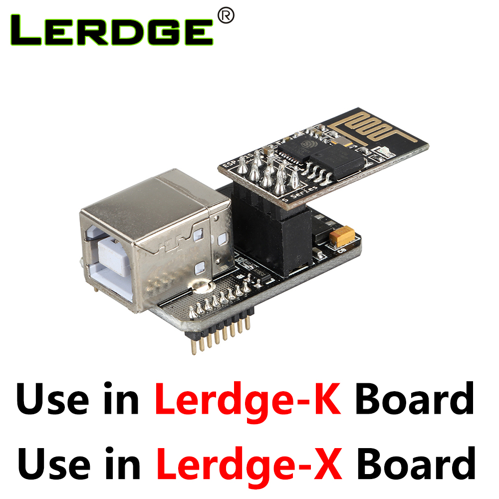 3D Printer USB Link Module Computer Online Module WIFI Control Module Function Extensible Part For Lerdge-X Lerdge K Motherboard