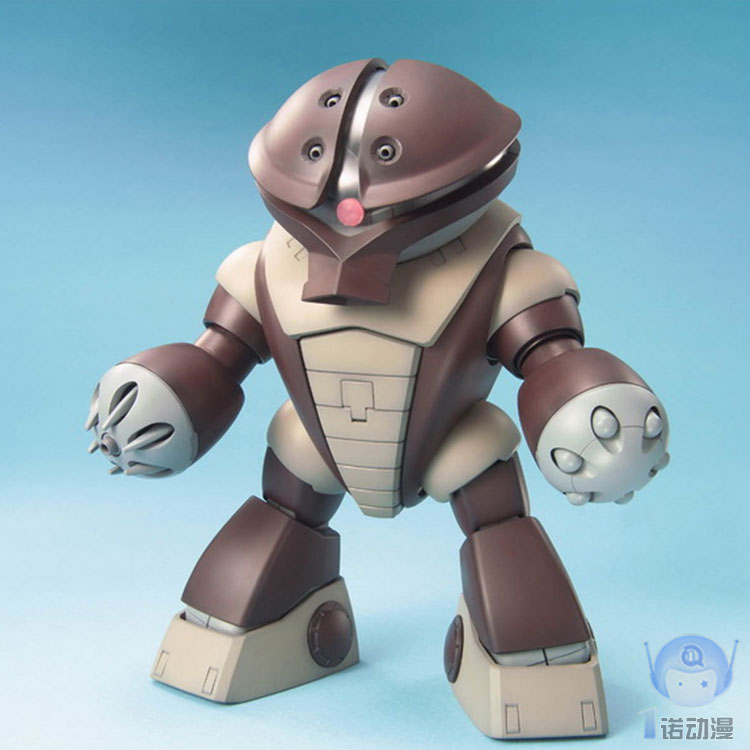 Robot Spirits No.221 Action Figure - MSM-04 Acguy ver. A.N.I.M.E. from Mobile Suit Gundam E02