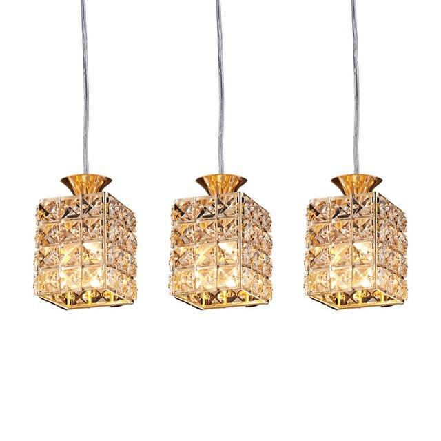 pendant lighting crystal. brilliant pendant crystal hanging lights dining room light restaurant kitchen bar shop  suspended lamp pendant lighting for h