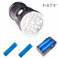 42000 lumens Flashlight 14* T6 LED DT70 Outdoor lighting waterproof floodlight,torch,lantern,camping light, lamp, Hunting